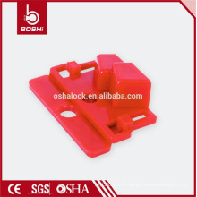 Verrouillage du disjoncteur pour circuit fermé MCCB électrique pour étiquette de verrouillage BD-D07