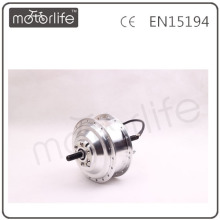 Motor eléctrico del eje de la bicicleta del disco trasero de MOTORLIFE 36v 250w