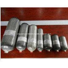 Aparelho respiratório de pressão positiva Conjunto de cilindros