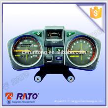 Compteur de vitesse de moto fournisseur chinois original pour SRZ150