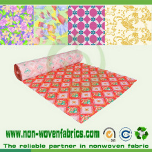 Printed PP Non Woven Fabric for Mattress Cover