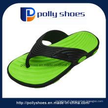 Fábrica durável dos calçados dos deslizadores dos homens em Guangzhou