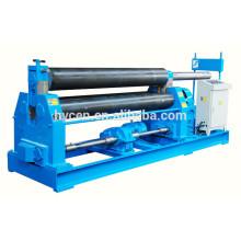 W11F-4 * 2000 máquina de laminación de barra plana / rodillo de curvado de canales