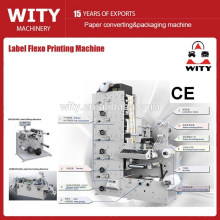 label flex printing machine