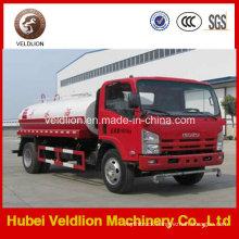 Isuzu 700p 5000L Water Tanker Truck
