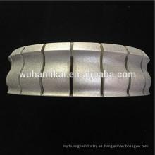 abrasivo de piedra para herramientas de mármol y granito muela de tambor electrodepositado de diamante