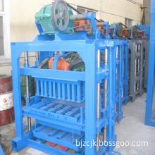 Zhongcai Jianke Small Block Making Machine Qtj4-40II