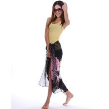Klassischer Polyester Pareo für Sommer Strand