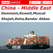 Ocean Shipping From China to UAE Middle East (Ocean Shipping)