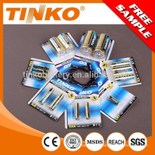 TINKO ALKALINE BATTERY SIZE AA 2pcs/blister card