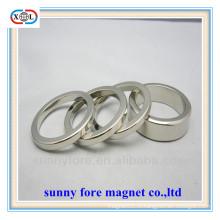 конкурентоспособная цена кольцо редкоземельных магнит Мотор