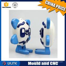 Пластиковая инъекционная модель с высокой точностью ABS-куклы плюс заказные изготовители и пластиковые услуги литья под давлением