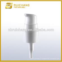 Pompe lotion crème 18 mm