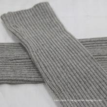 Gants tricotés à manches longues chinois avec des doigts
