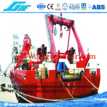 Shipstern Offshore una grúa de marco 25t