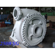 River Sand Dredging Diesel Engine Slurry Pump
