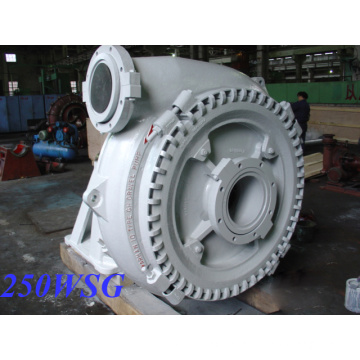 River Sand Dredging Diesel Engine Slurry Pump