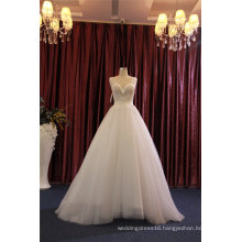Elegant Tulle Ball Princess Bridal Wedding Dress
