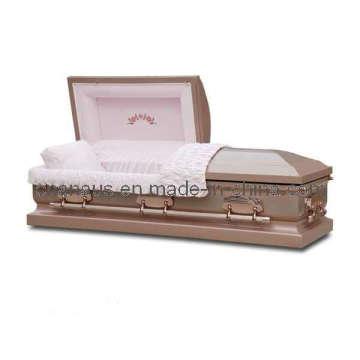 US Style inox cercueil (15H 5030)