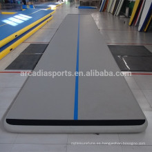 Gimnasia Inflable Ejercicio Aire Tumbling Track Mats Fitness Airtrack En Venta