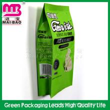 Опытные работники & профессиональное обслуживание пластичный мешок еды затворы для упаковки