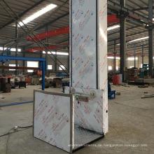 Hebebühne mit 1,5 m und 7 m Höhe für Behinderte mit CE-ISO-Zertifizierungen