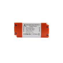 Fast delivery dimmable triac 5w 10w led driver with TUV-CE