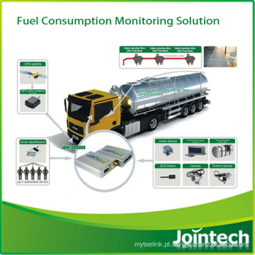 Sensor do nível de combustível da capacitância para a monitoração do combustível (JT606)