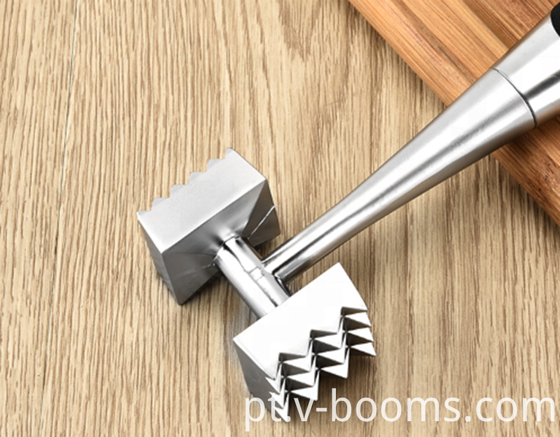 Stainless Steel Kitchenaid Meat Tenderizer