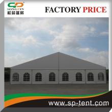 aluminum tent 20x20m with flame retardant pvc fabric