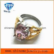 Bague à bijoux en acier inoxydable à la mode (SCR2900)