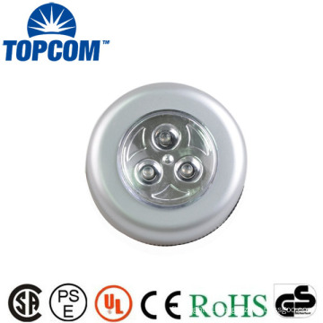 3LED Push Light