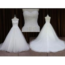 Vestido de boda por encargo de China al por mayor barato