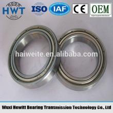 Rolamento de esfera do competidor do competidor da alta qualidade 61702thin sectoion que carrega 15mm * 21mm * 4mm