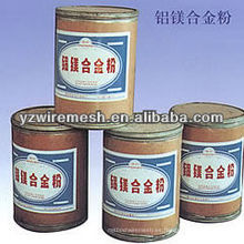 Al-Mg polvo de aleación para fuegos artificiales y galletas saladas