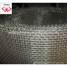 Protection Crimped Wire Mesh