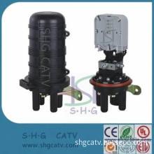 Dome Shirnkable Fiber Optic Splice Closure (FOSC-D01)