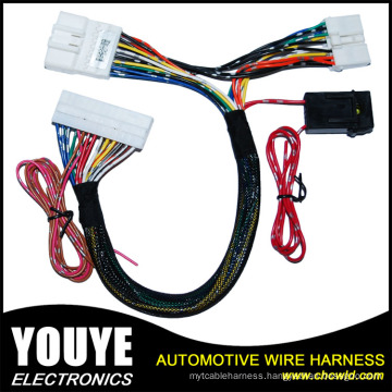 Coaxial Cable Assembly Wire Harness Wiring Assembly