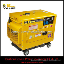 Easy Move Portable Small Portable Diesel Generator