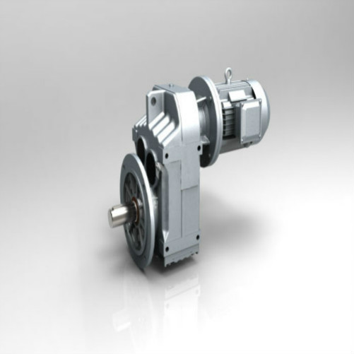 F Series Parallel Shaft Helical Geared Motor Reducer