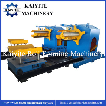 Machine de decoiler hydraulique de 10 tonnes