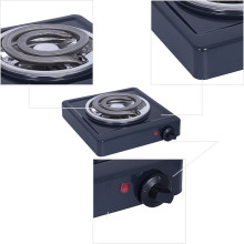 Kitchen Appliance Single Burner Electric Coil Hotplate