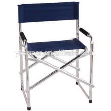 Популярный дизайн удобный наружный складной стул руководителя