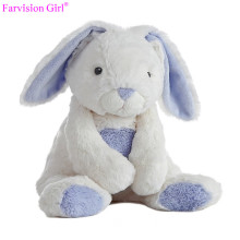 Custom plush soft rabbit toy maker