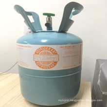 high quality chemical refrigerant gas R1234YF cylinder price