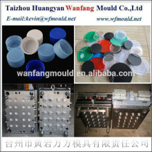 OEM plastic thread bottle cap injection mould/China mold factory medicine bottle thread cap mold/medicine bottle cap mold design