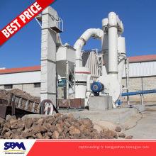 Phosphate de roche, application de minerai de fer, usine de barite raymond pour l'Algérie