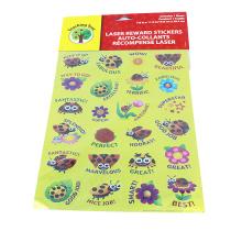 Pegatinas de estilo Insectos de dibujos animados lindo Etiqueta engomada de la espuma para el álbum del diario Bloc de notas Niños juguetes Etiqueta