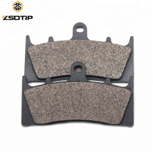 Kit de plaquettes de frein avant arrière pour moto de remplacement pour FA188 pour ZX6R ZX7R ZX9R GSXR750 GSXR1100 GS1200