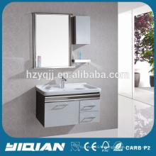 Évier simple moderne Cabinet SS Meuble mural Cabinet en acier inoxydable